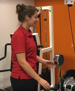 Stage fysiotherapie, Machelle van Puyenbroek, fysio van der Heijden-Damen.